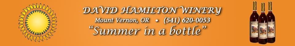 David Hamilton Winery